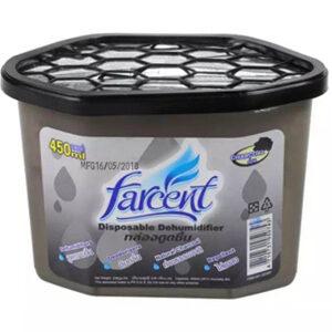 Farcent กล่องดูดความชื้น กลิ่นชาร์โคล 450 มล.