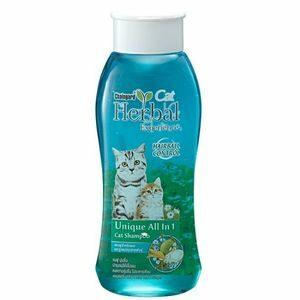Chaingard Cat Herbal แชมพูแมว เชนการ์ด
