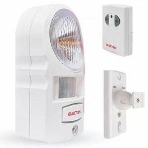 ELECTON สัญญาณกันขโมย เตือนได้ทั้งเสียง และแสง รุ่น EL-0313