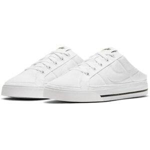 Nike Court Legacy รองเท้าเปิดส้น รองเท้าลำลองผู้หญิง
