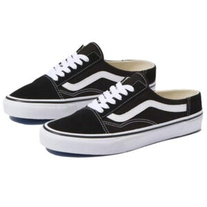 VANS รุ่น Old Skool (Mule) รองเท้าผ้าใบรุ่นข้อต่ำ
